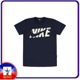 Unisex t-shirt, printed with the nike logo-dark color