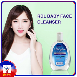 RDL BABY FACE CLEANSER 250ml