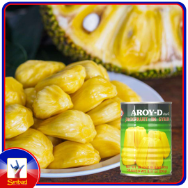 Aroy-D Yellow Jackfruit In Syrup 230g