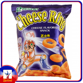 CHEESE RING CHEESE FLAVORED SNACK 60g