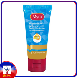 Myra Fresh Glow Whitening Facial Moisturizer 40 ml