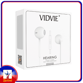 Vidvie HS604 - High Bass Stereo Earphones Smart Handsfree Quality Sound Headphones HD Sound