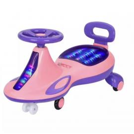 Kids movement with bright LED lighting and fun music