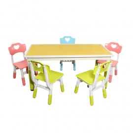 Rectangle Wooden Kid's Table