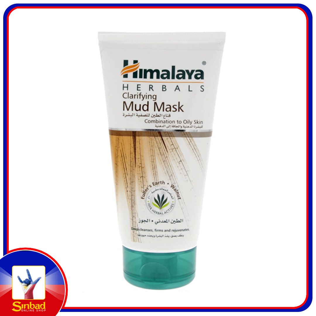 Himalaya Clarifying Mud Mask 150ml