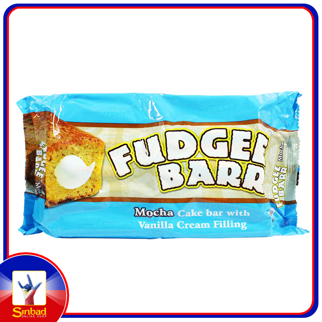 Fudgee bar mocha 400g (10 pack)