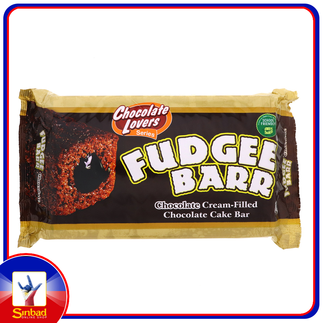 Fudgee Barr Chocolate 400g (10 pack)
