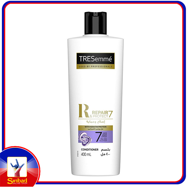 TRESemme Repair & Protect Conditioner with Biotin for Dry & Damaged Hair 400ml