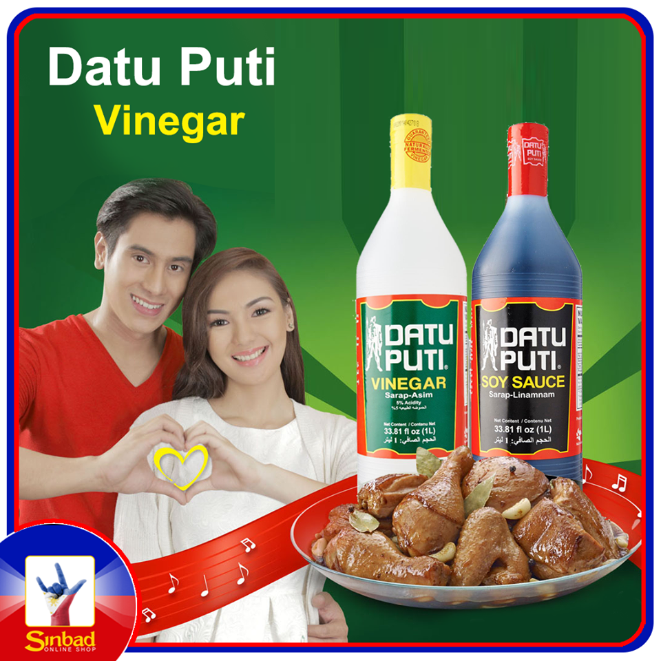 Datu Puti Value Pack (Vinegar And Soy Sauce) 2x1L