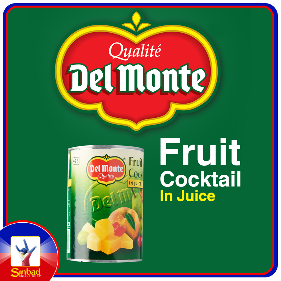 Del Monte Fruit Cocktail In Juice 500g.