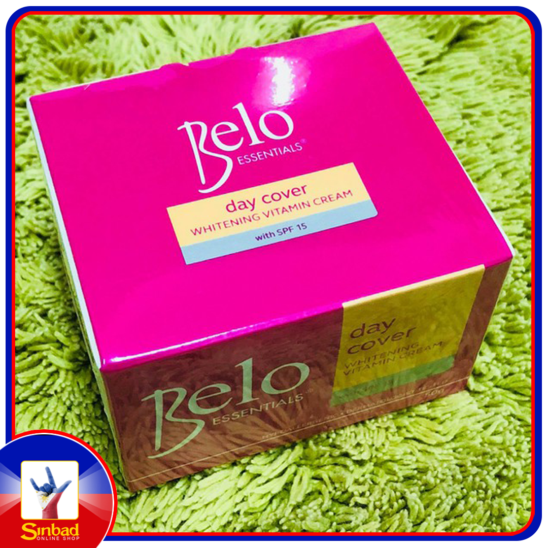 Belo Day Cover Whitening Vitamin Cream With SPF15 (50g)