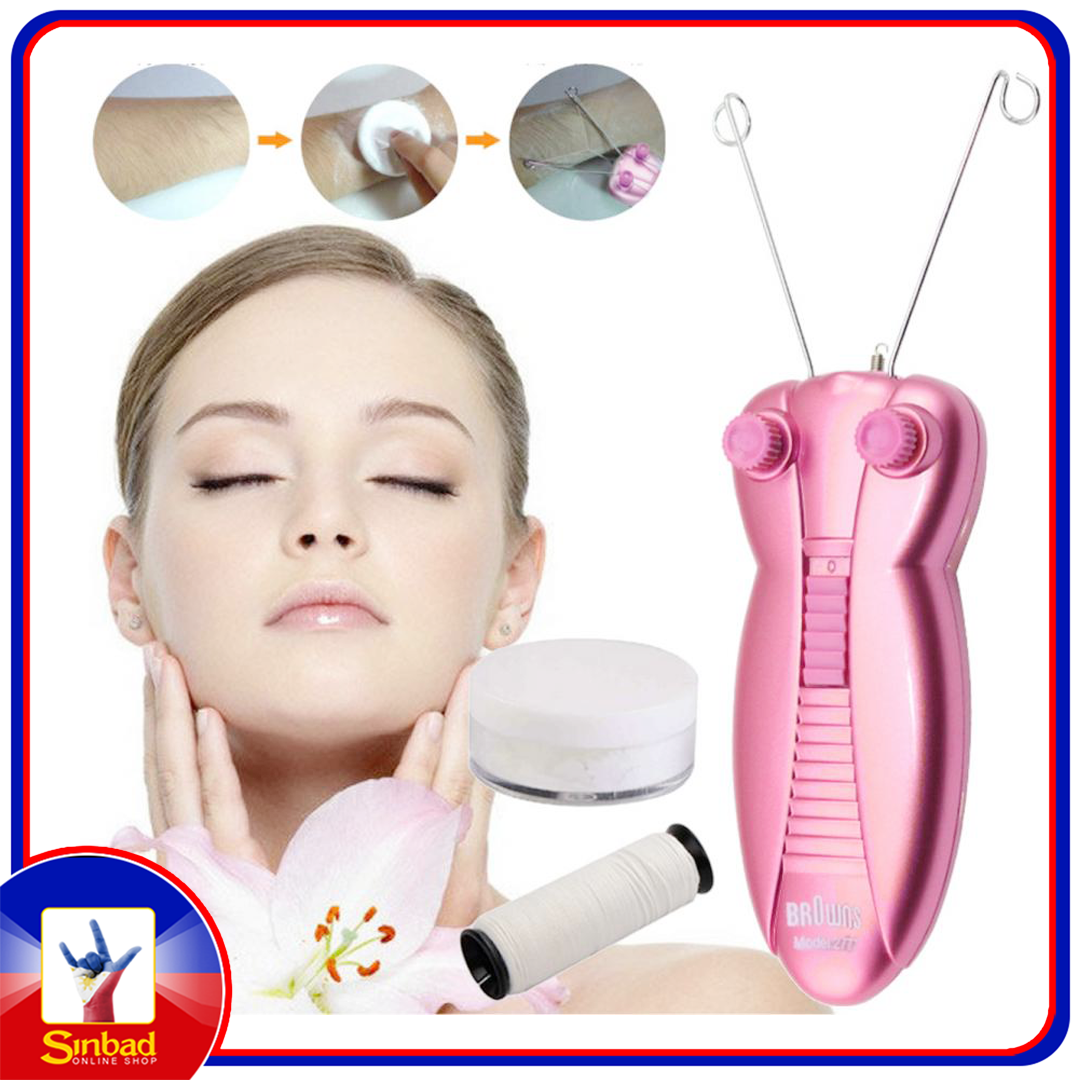 Browns Threading Hair Removal MACHINE