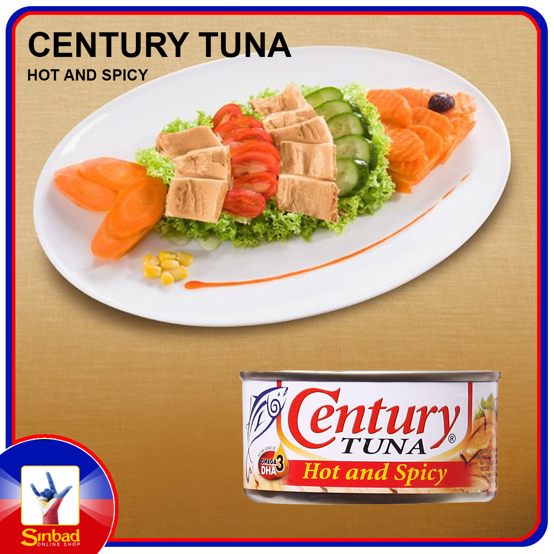 Century Tuna Flakes Flakes Hot And Spicy