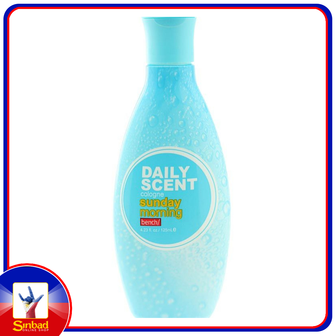 Daily scent Cologne sunday morning 125ml