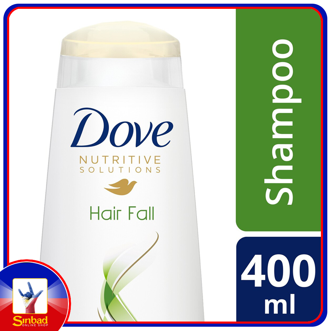 Dove Nutritive Solutions Hair Fall Rescue Shampoo 400ml