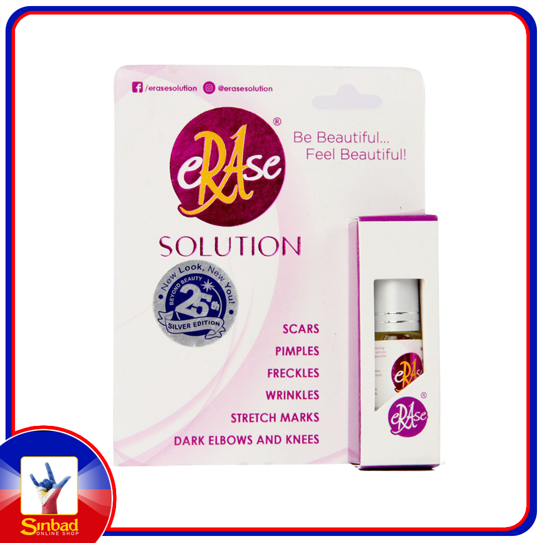 Erase Scar Removing Solution 7ml