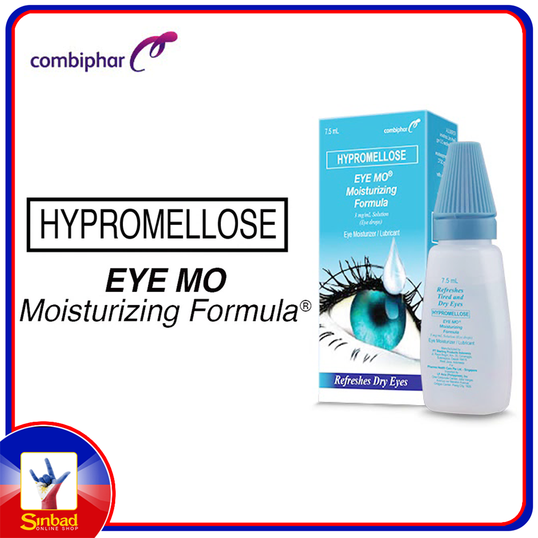 Eye Mo Moisturizing Formula (blue) 7.5ml