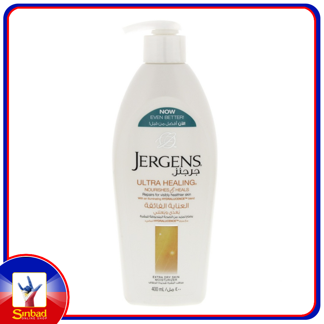 Jergens Body Lotion Ultra Healing 400ml