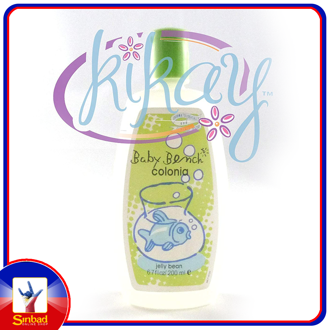 baby bench cologne jelly bean 200ml