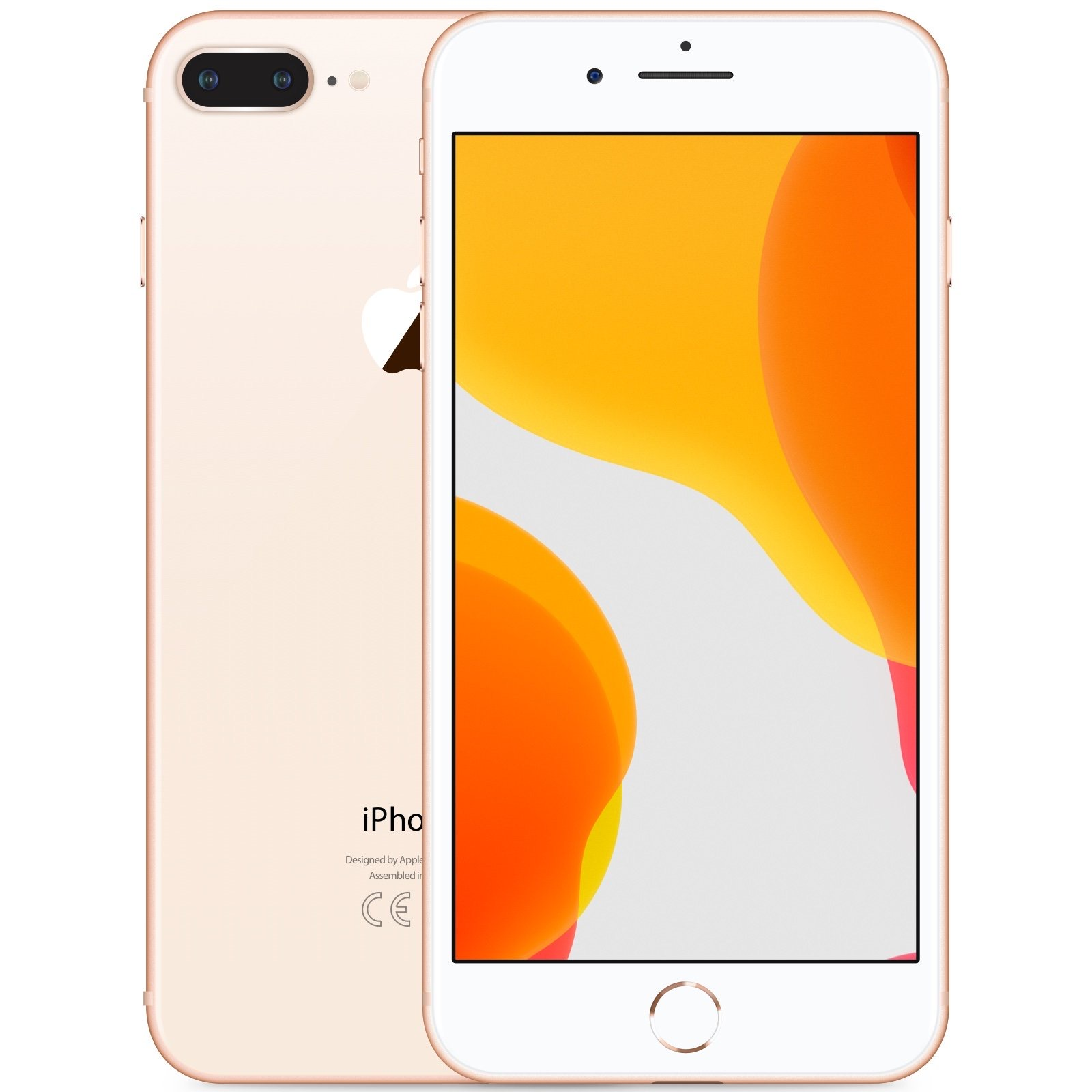 Apple IPhone 8 Plus - 256GB, 4G LTE, Gold  offers